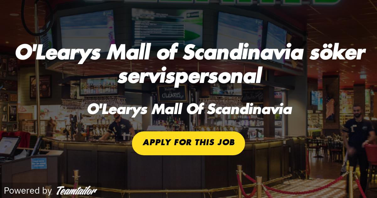 äventyrsgolf mall of scandinavia