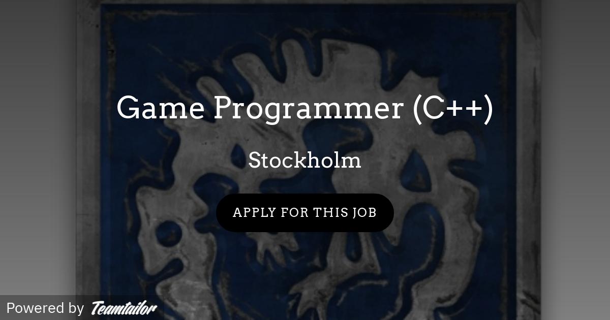 Online match gjør programvare