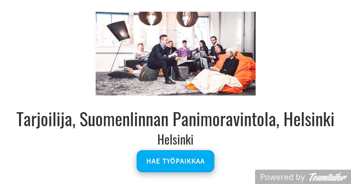 Suomenlinnan Panimoravintola