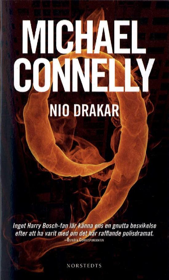 Connelly, Michael: Nio drakar