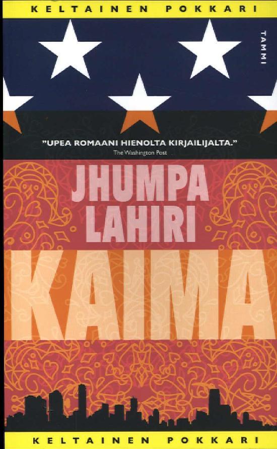 Lahiri, Jhumpa Kaima (KP 70)