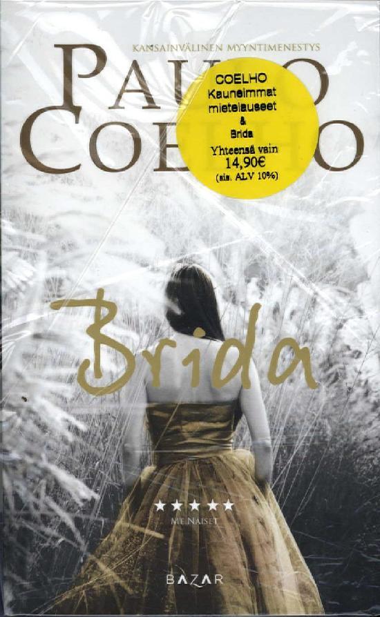 Coelho, Paulo: Brida + Elämä (Tuplapaketti)