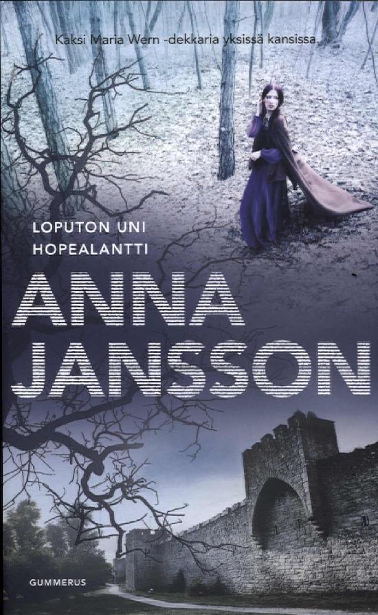 Jansson, Anna: Loputon uni & Hopealantti