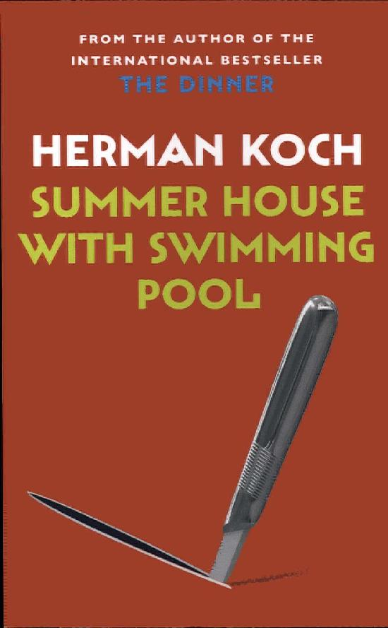 Koch, Herman: Summer House with Swimming Pool