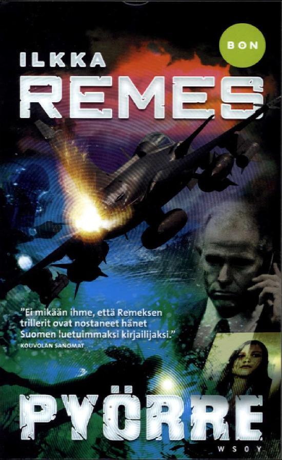 Remes, Ilkka: Pyörre