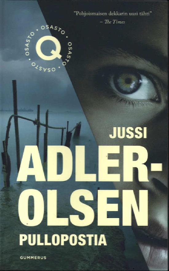 Adler-Olsen Jussi: Pullopostia