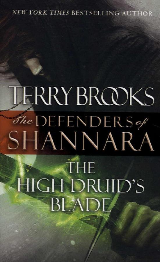 Brooks, Terry: The High Druid's Blade