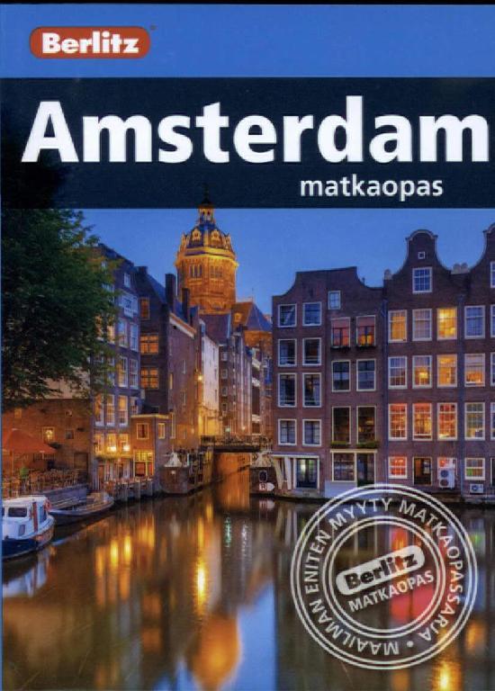 Berlitz matkaopas (kt) Amsterdam
