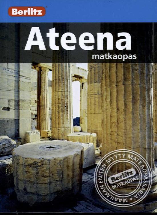 Berlitz matkaopas (kt) Ateena