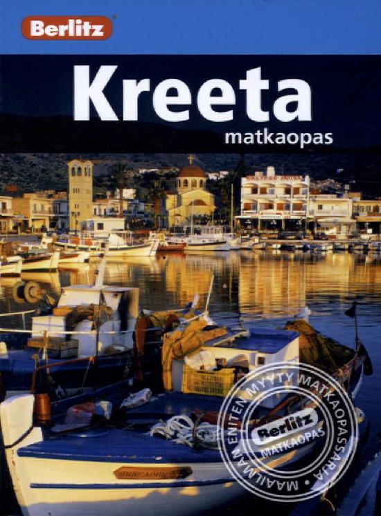 Berlitz matkaopas (kt) Kreeta