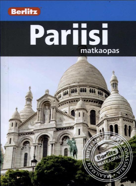 Berlitz matkaopas (kt) Pariisi