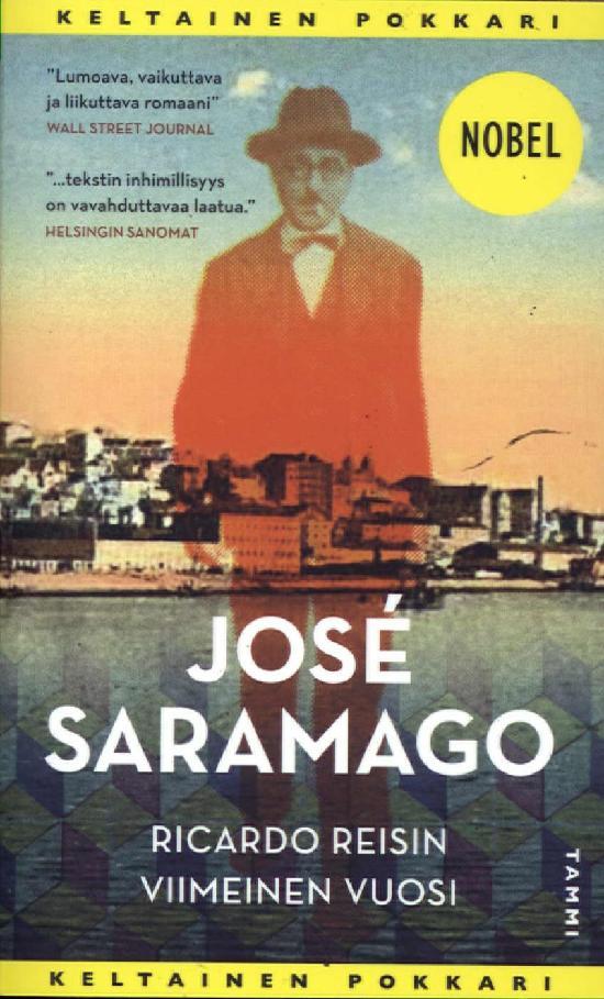 Saramago Ricardo Reisin viimeinen vuosi (KP 88)