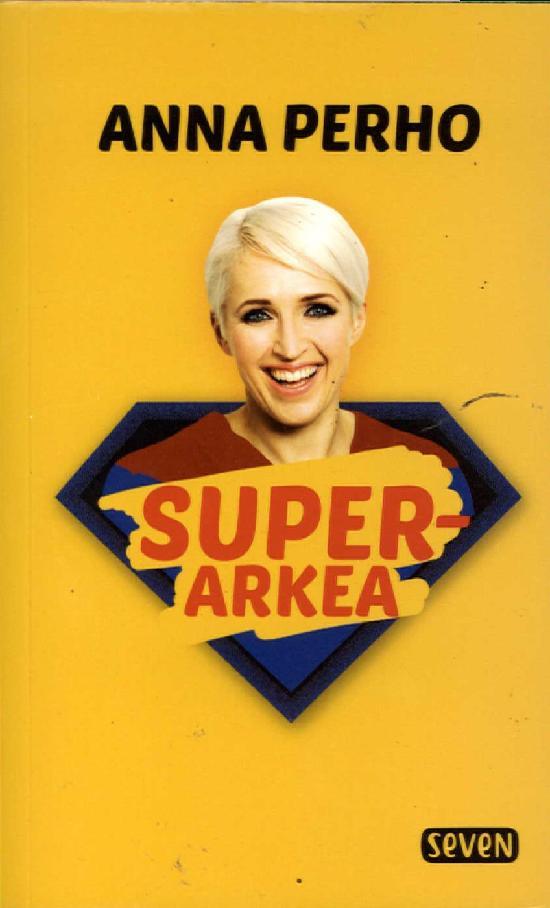 Perho, Anna: Superarkea!