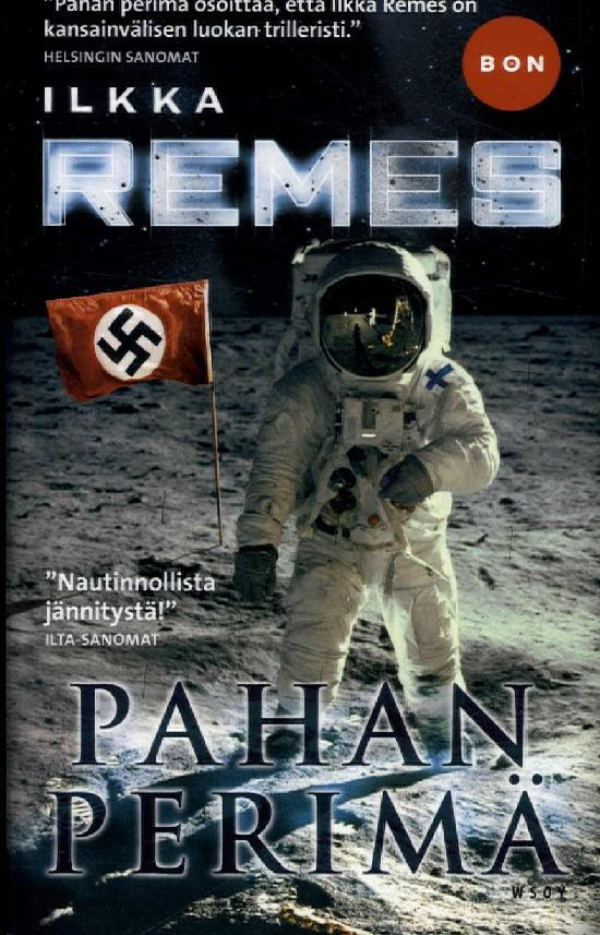 Remes, Ilkka: Pahan perimä