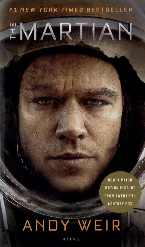 Weir, Andy: The Martian (Film Tie-In)