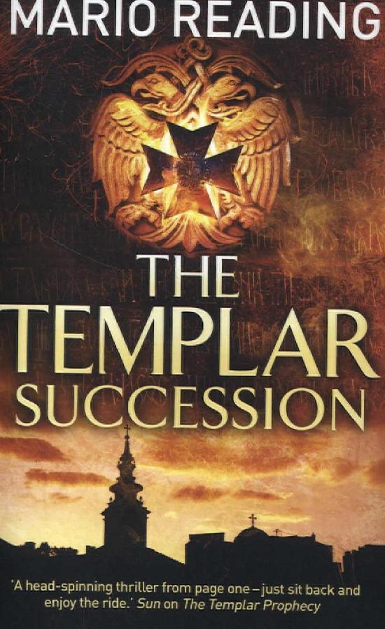 Reading, Mario: The Templar Succession