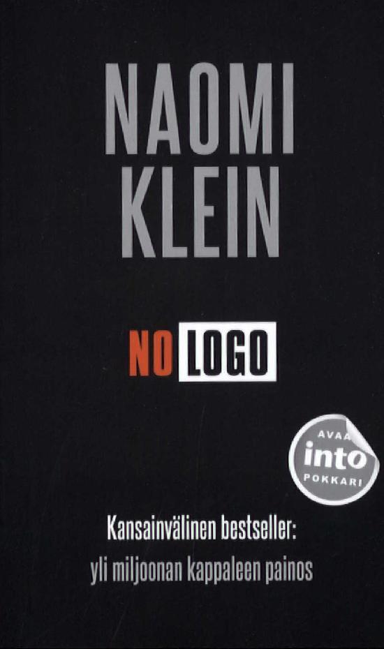 Klein, Naomi: No Logo