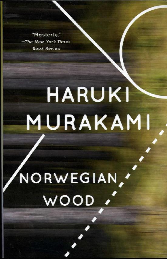 Murakami, Haruki: Norwegian Wood