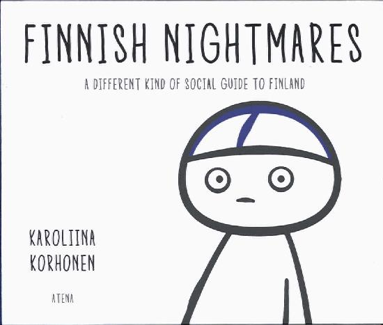Finnish Nightmares -Sarjakuvakirja