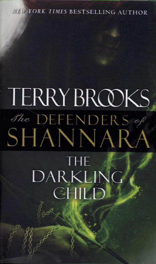 Brooks, Terry: The Darkling Child