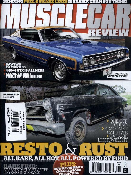Musclecar Review