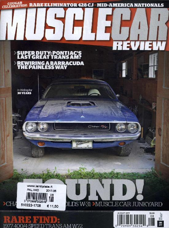 Musclecar Review