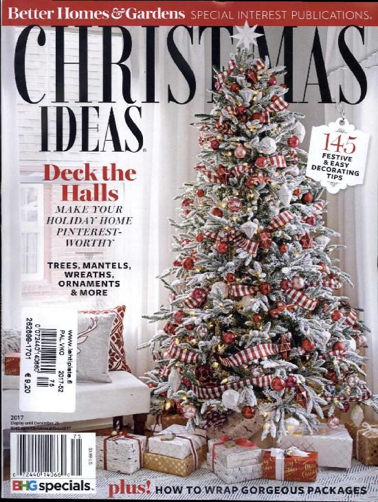 BHG, Christmas Ideas