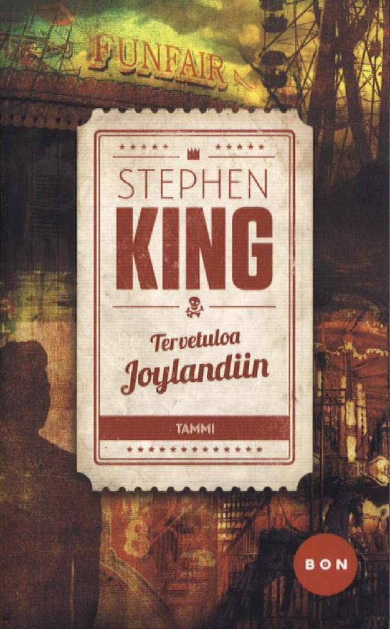 King, Stephen: Tervetuloa Joylandiin