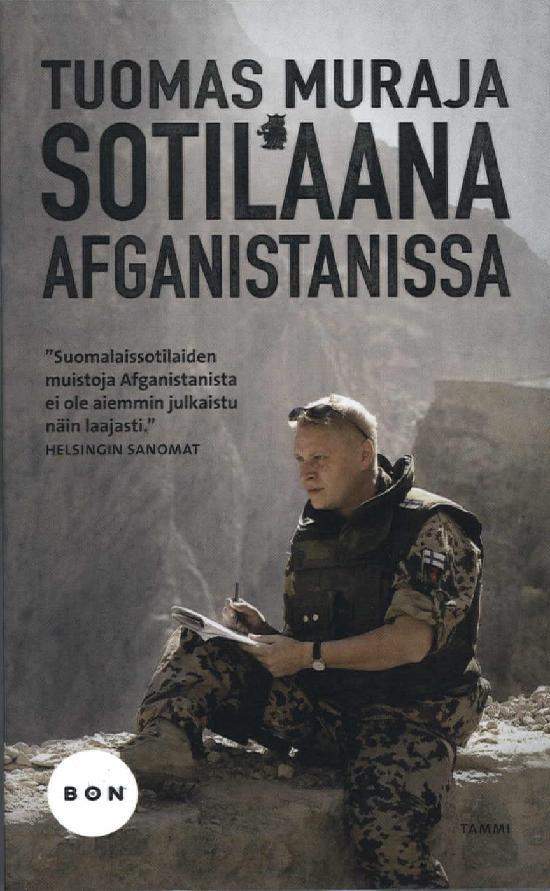 Muraja, Tuomas: Sotilaana Afganistanissa
