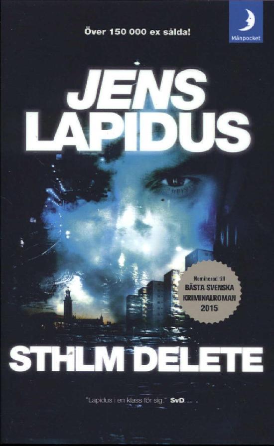 Lapidus, Jens: STHLM DELETE