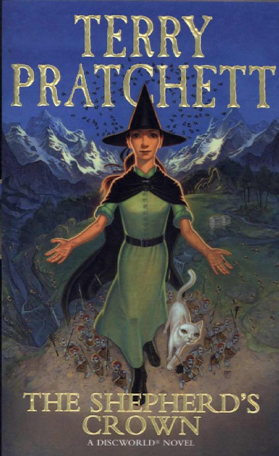 Pratchett, Terry: The Shepherd's Crown