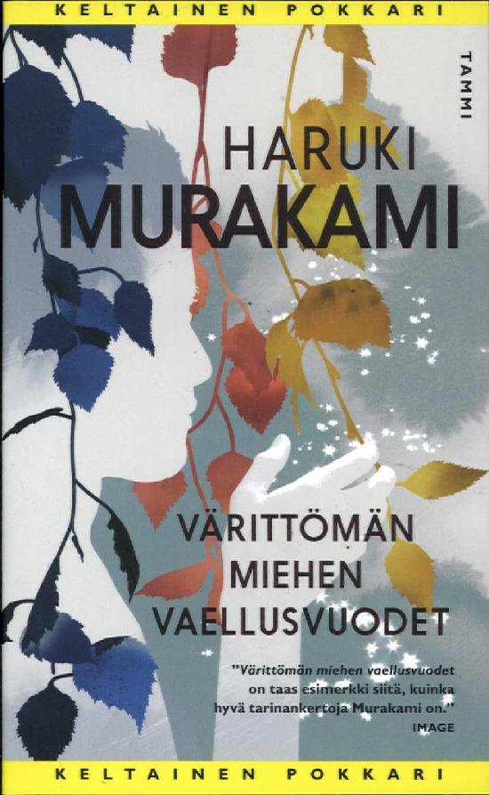 Murakami, Haruki: Värittömän miehen vaellusvuodet