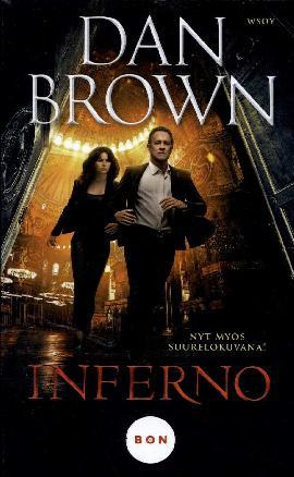 Brown, Dan: Inferno (Leffakansi)