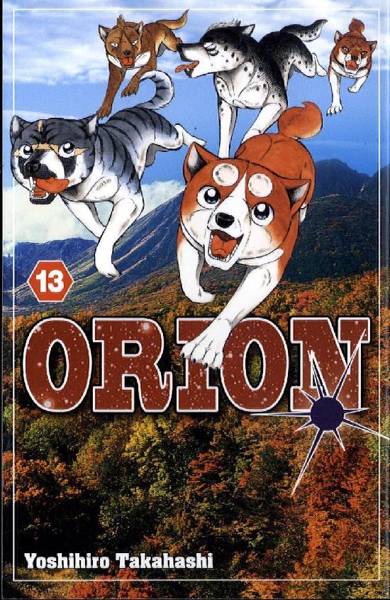 Orion -Sarjakuvakirja OSA 13/30 2017