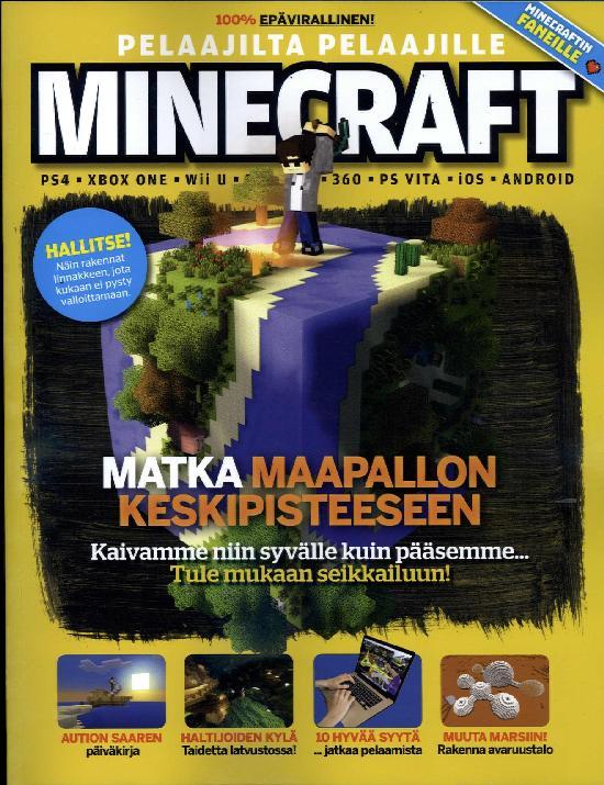 Pelaajilta Pelaajille - Minecraft 3 2017