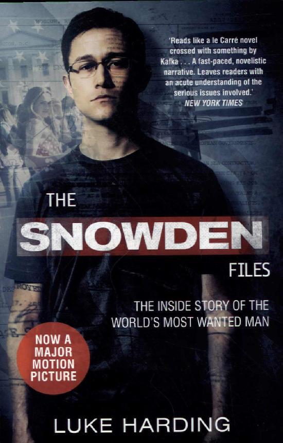 Harding, Luke: The Snowden Files (Film Tie-In)