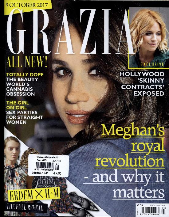 Grazia (Eng/UK)
