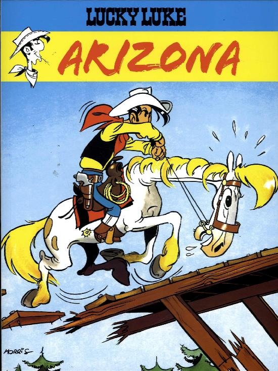 Lucky Luke Arizona