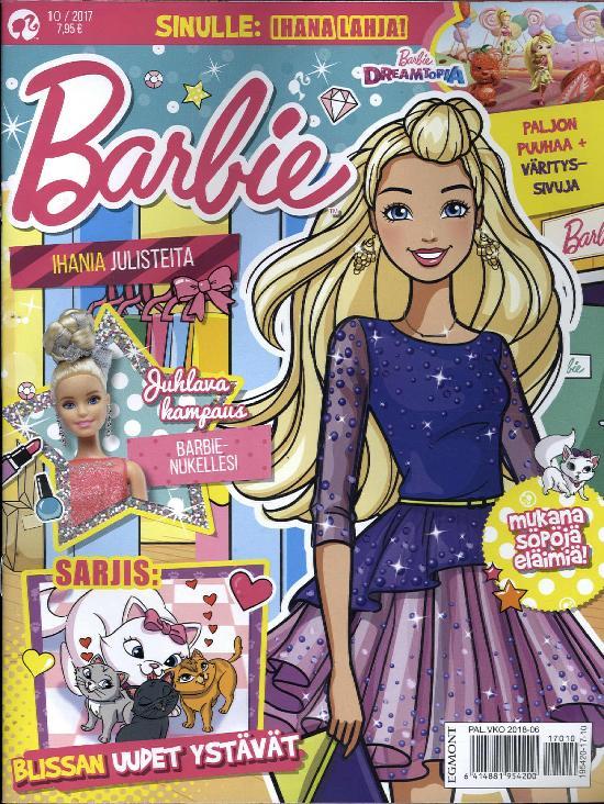 Barbie (suom.)