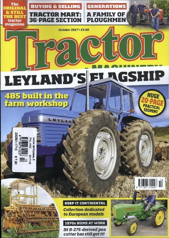 Tractor & Machinery