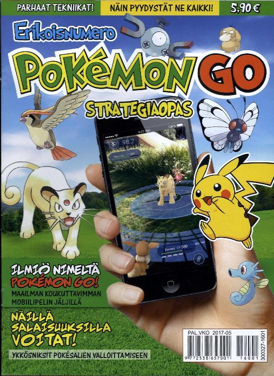 Pokemon Go Strategiaopas