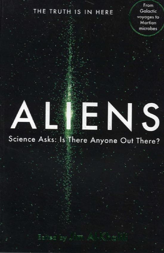 Al-Khalili, Jim: Aliens