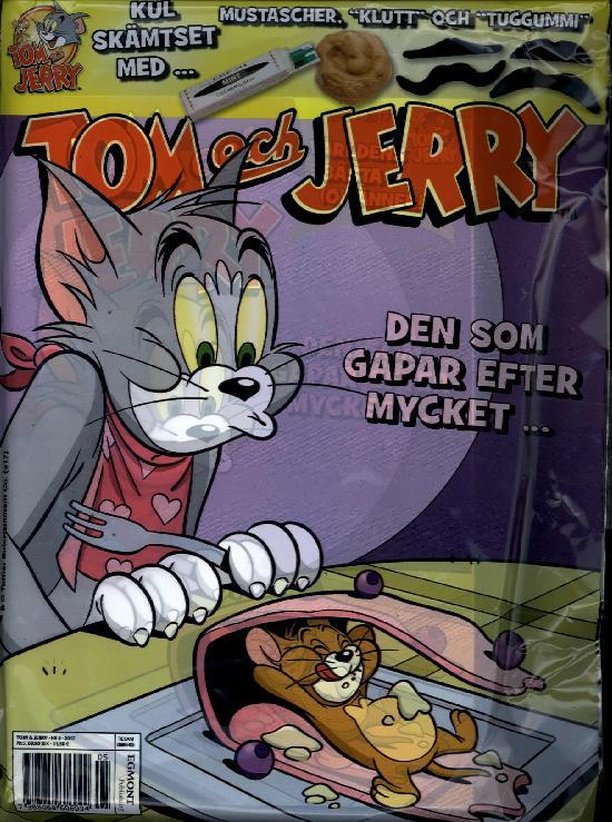 Tom & Jerry (Swe)