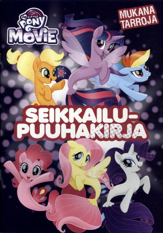 Tarrakirja (Egmont) My Little Pony seikkailupuuhakirja