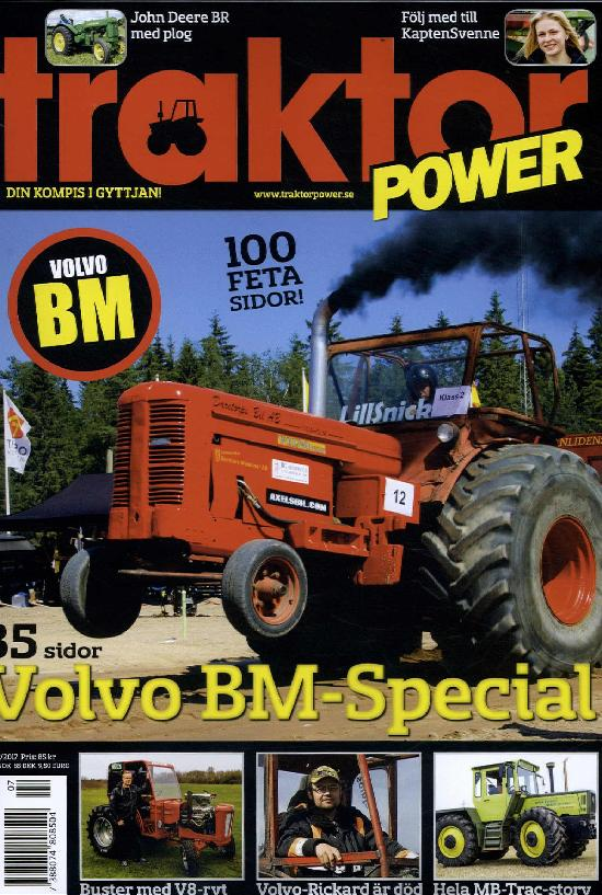 Traktor Power (Swe)