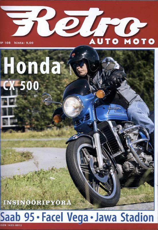 Retro Auto Moto
