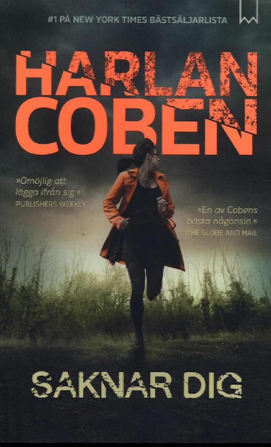 Coben, Harlan: Saknar dig