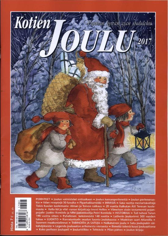 Kotien Joulu