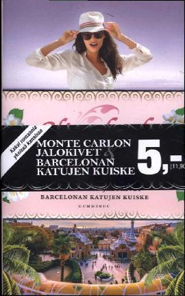 Adler, Elizabeth: Monte Carlon jalokivet & Barcelonan katujen kuiske