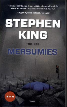 King, Stephen: Mersumies